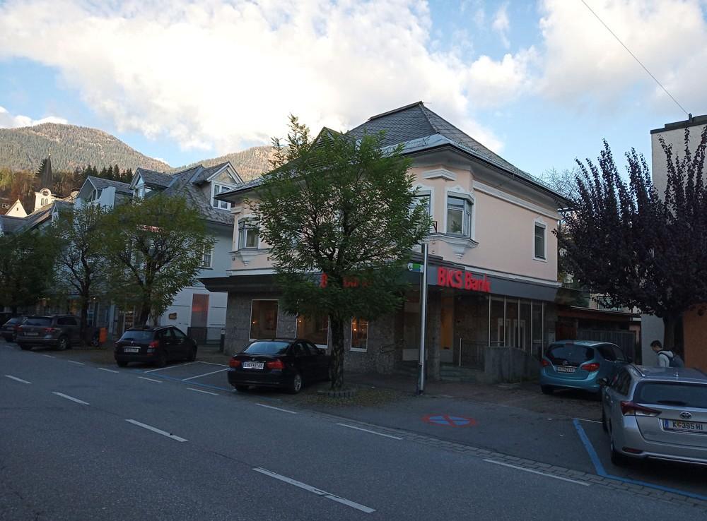 Geschäftsfläche im Zentrum von Hermagor