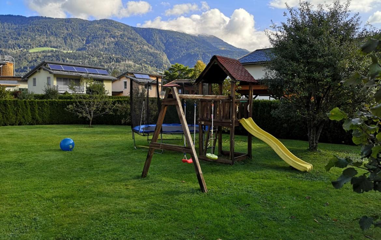 Spielplatz für die Kinder