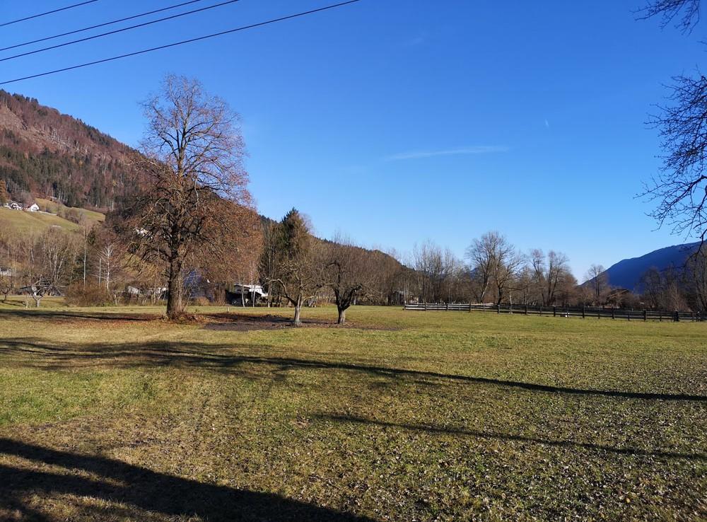Grundstück Dorfrandlage Tröpolach 3