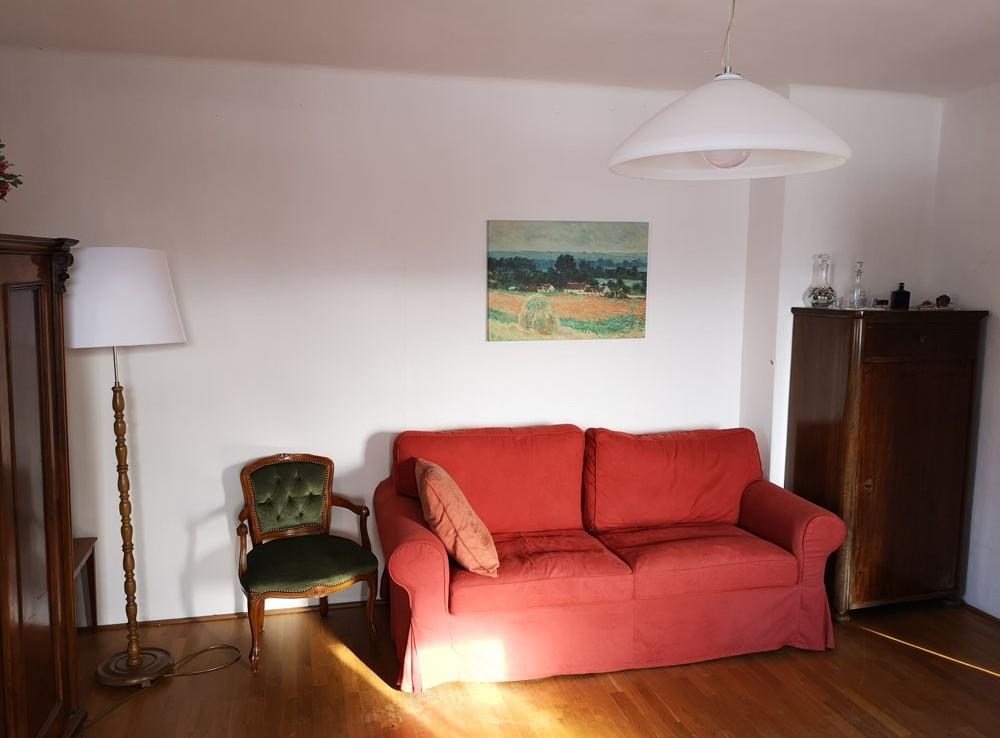 Stilvolles Wohnen im Gailtal - Couch